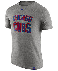 Nike Men's Chicago Cubs Dri-Fit DNA T-Shirt