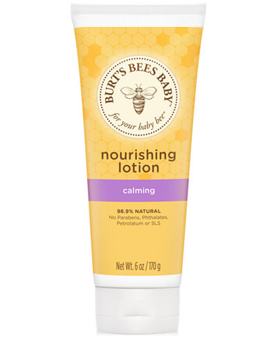 Burt's Bees Baby Nourishing Lotion - Calming, 6-oz.