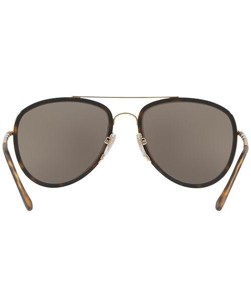 a1b9c94c31c Burberry Sunglasses At Macy