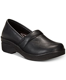 Easy Works By Lyndee Slip Resistant Clogs