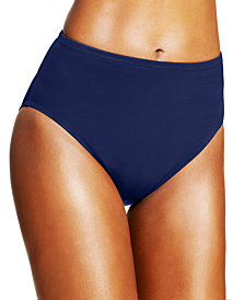 Miraclesuit High-Waist Tummy Control Bikini Bottoms