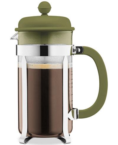 Bodum Caffettiera 8-Cup French Press Coffee Maker