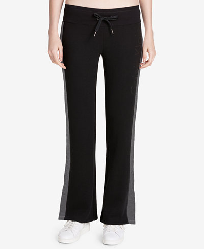 Calvin Klein Performance Vented-Hem Track Pants