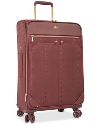 """CLOSEOUT! Ameliah 24"""" Expandable Softside Spinner Suitcase"""