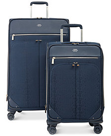 CLOSEOUT! Vince Camuto Ameliah Softside Expandable Spinner Luggage Collection