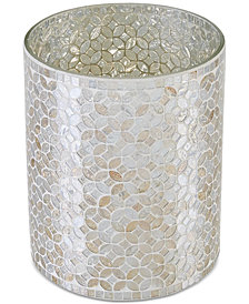 JLA Home Cape Mosaic Wastebasket, Created for Macy's