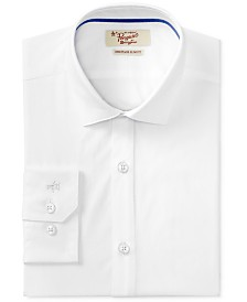 Original Penguin Men's Slim-Fit Stretch Dress Shirt