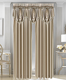 "Queen Street Sonata 50"" x 84"" Rod Pocket Curtain Panel"