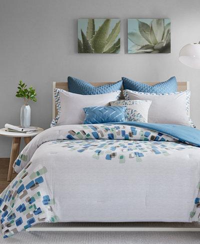 Urban Habitat Nico 7-Pc. Cotton King/California King Comforter Set