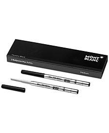 Montblanc Mystery Black Medium Ballpoint Pen Refills