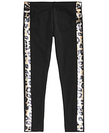 Epic Threads Cheetah-Print Tuxedo Leggings, Toddler Girls, Created for Macy's