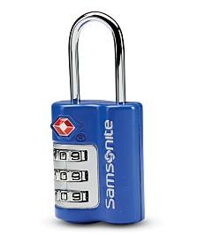 Samsonite 3-Dial Combination Lock
