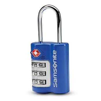 Samsonite 3 Dial Combination Lock