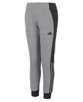 adidas Colorblocked Jogger Pants, Toddler Boys