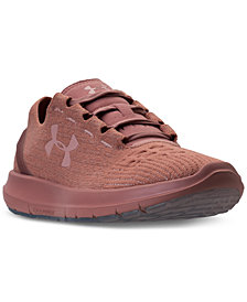Under Armour Women's Slingride Running Sneakers from Finish Line