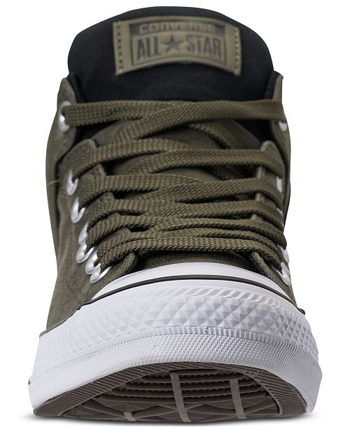 a806e604707 ... Converse Men s Chuck Taylor All Star High Street Casual Sneakers from  Finish ...