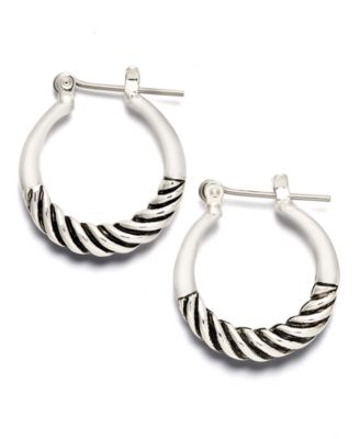 Image of Charter Club Mini Hoop Earrings