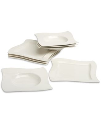 New Wave 8-Pc. Dinnerware Set