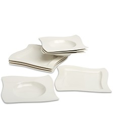 Villeroy & Boch New Wave 8-Pc. Dinnerware Set
