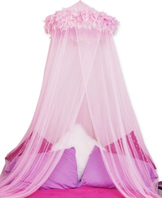 Mombasa Bedding Feather Boa Canopy  sc 1 st  Macyu0027s & Mombasa Bedding Siam Canopy - Bedding Collections - Bed u0026 Bath ...