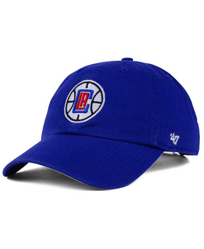 '47 Brand Los Angeles Clippers CLEAN UP Cap