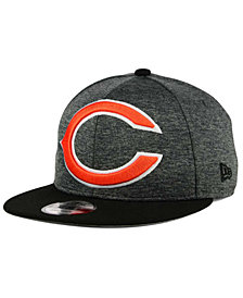 New Era Chicago Bears Heather Huge 9FIFTY Snapback Cap