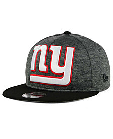 New Era New York Giants Heather Huge 9FIFTY Snapback Cap
