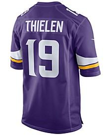 Men's Adam Thielen Minnesota Vikings Game Jersey