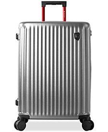 "Heys SmartLuggage® 26"" Hardside Spinner Suitcase, Created for Macy's"