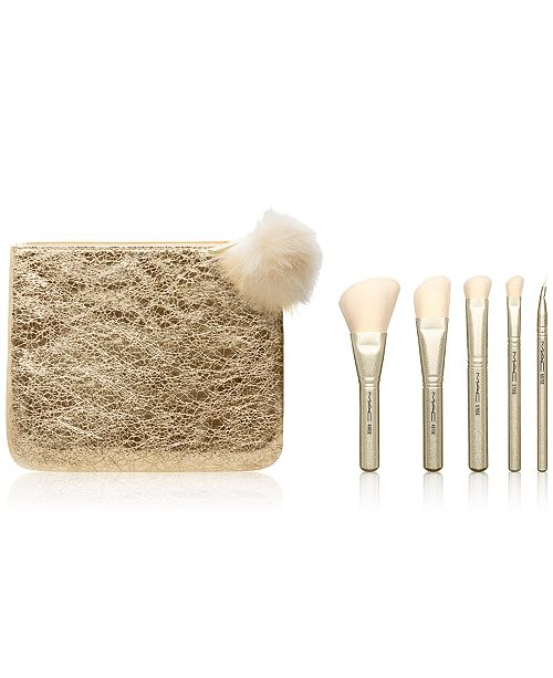 ... MAC Holiday Snow Ball 6-Pc. Advanced Brush Kit ...