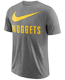 Nike Men's Denver Nuggets Swoosh Legend Team T-Shirt