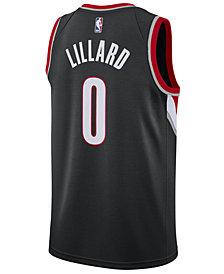 Nike Men's Damian Lillard Portland Trail Blazers Icon Swingman Jersey