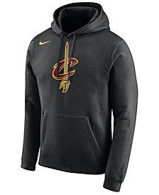 Nike Men's Cleveland Cavaliers Logo Club Hoodie