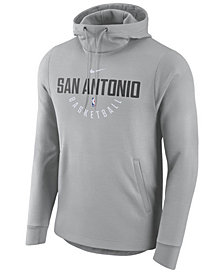 Nike Men's San Antonio Spurs Practice Therma Hoodie
