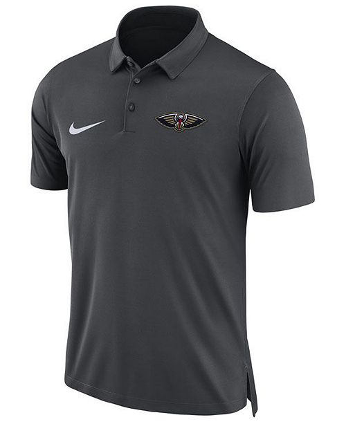 ca896248 Nike Men's New Orleans Pelicans Statement Polo; Nike Men's New Orleans  Pelicans Statement ...