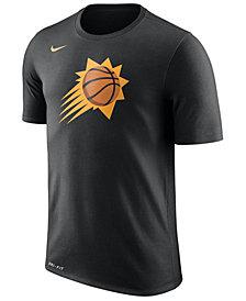 Nike Men's Phoenix Suns Dri-FIT Cotton Logo T-Shirt