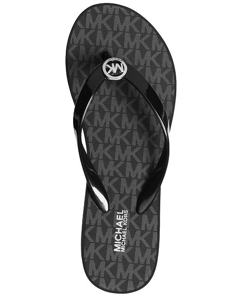 63e5179ccf2 Michael Kors Bedford Platform Flip-Flops & Reviews - Sandals & Flip ...