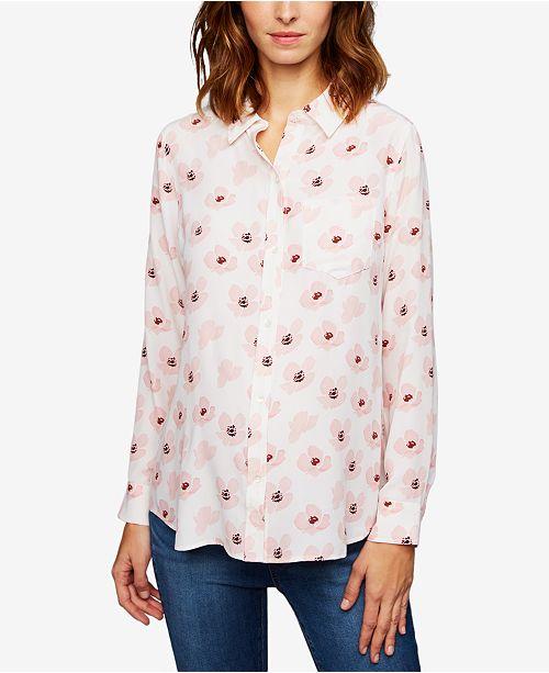 c0940e3ea0478 RAILS Maternity Button-Front Shirt & Reviews - Maternity - Women ...