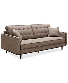 "CLOSEOUT! Tianah 84"" Fabric Sofa, Created for Macy's"