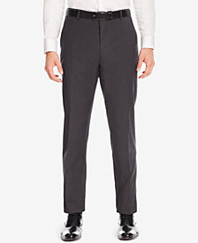 BOSS Men's Slim-Fit Traveler Dress Pants