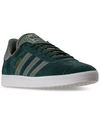 adidas Men's Gazelle Casual Sneakers from Finish Line