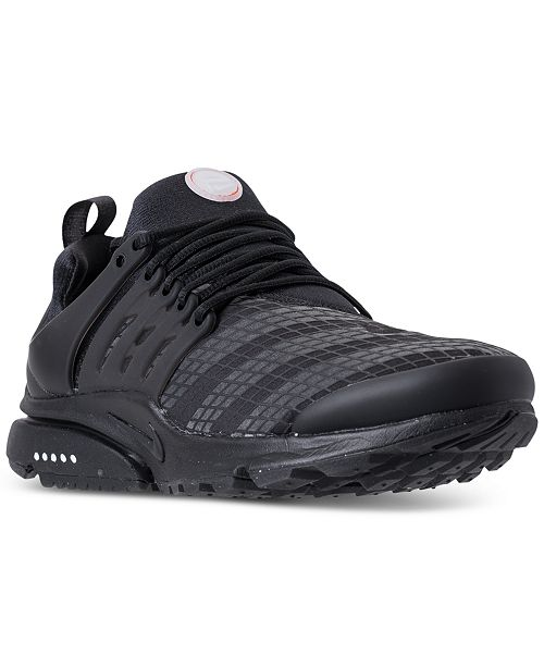 67466653e5 Nike Men's Air Presto Low Utility Casual Sneakers from Finish Line ...