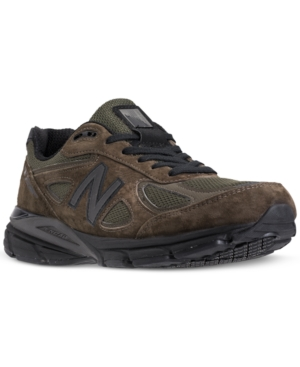 New Balance Men's 990 V4 Running Sneakers from Finish Line -  M990MG4