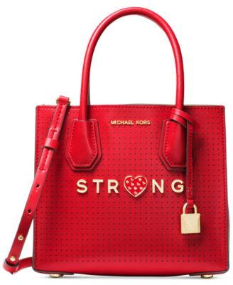MICHAEL Michael Kors Mercer Strong Medium Messenger