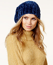 Free People Cotton Chenille Slouchy Beanie