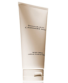 Donna Karan Cashmere Mist Body Creme, 6.7 oz