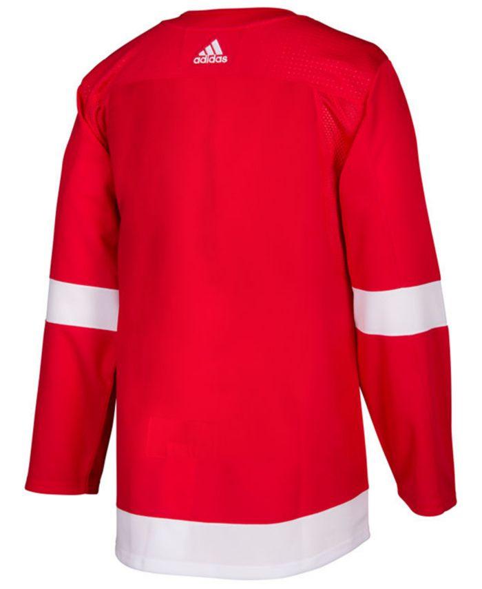 Adidas Men's Detroit Red Wings Authentic Pro Jersey & Reviews - Sports Fan Shop By Lids - Men - Macy's