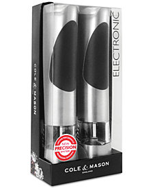 Cole & Mason Richmond Electronic Mill Set