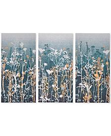 Wildflower Meadow Wall Art, Set of 3