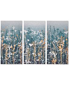 Graham & Brown Wildflower Meadow Wall Art, Set of 3